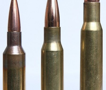 The .308 has been around for 65 years