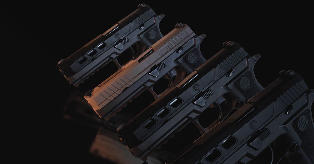 Live Free Armory LF320 Elite and LF320 Pro models show excellent quality, fit, and finish.